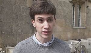 Ed Miliband seen in video as a young student protester ...