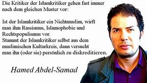 Hamed Abdel Samad Connie : hamed abdel samad befragt deutsche und eu muslime ber den ~ Watch28wear.com Haus und Dekorationen
