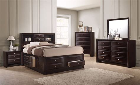 emily crown mark captain bedroom set bedroom furniture sets