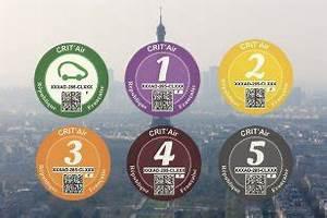 Certificat Qualité De L Air Toulouse : le certificat qualit de l air crit air pour favoriser les v hicules propres internet des ~ Medecine-chirurgie-esthetiques.com Avis de Voitures