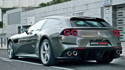 Ferrari GTC4Lusso - Official Trailer - YouTube