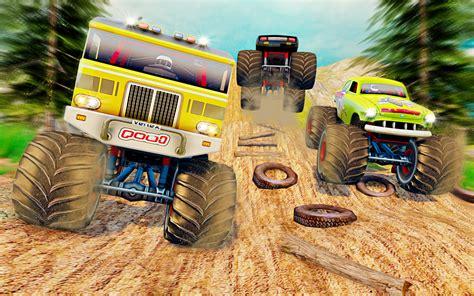 Monster Truck Master - Truck Games