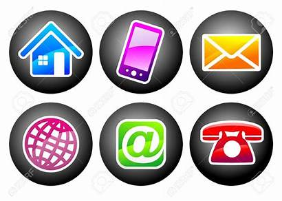 Communication Means Clipart Symbols Web Signs Support