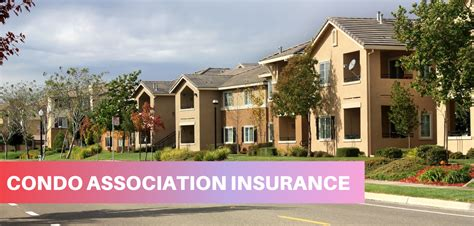 This change simplifies flood insurance coverage for these properties and reduces the home flood insurance affordability act (hfiaa) surcharge to $25 from its current $250 in many cases. Condo Association Insurance