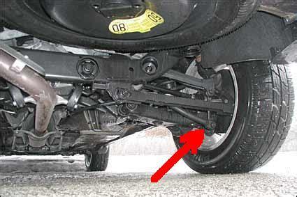 volvo  rear stabilizer link