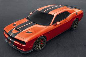 2017 Dodge Challenger SRT - conceptcarz.com