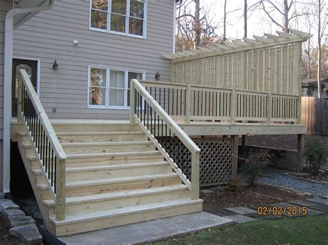 white wood fence panels deck privacy screen how to find an ideal one for