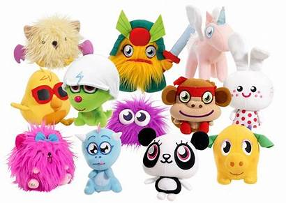 Moshi Monsters Toys Soft Toy Moshlings Times