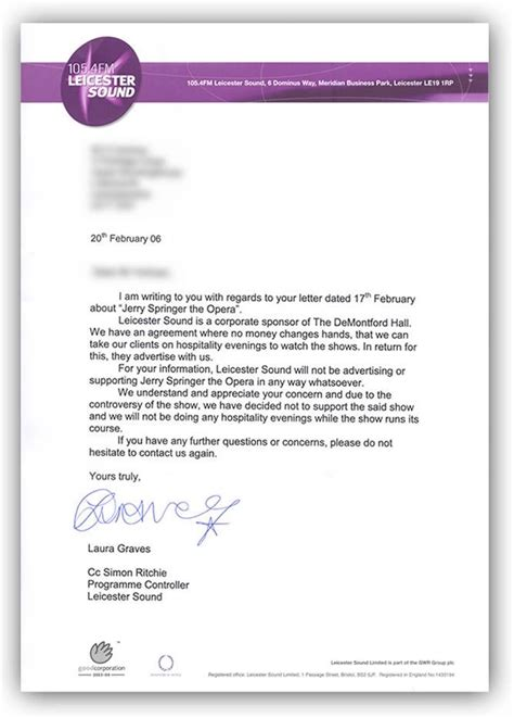 rejection letter template business letters pinterest