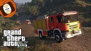 Jeux De Camion Ps4 : pompier fourgon pompe tonne vs feu gta 5 rescue ~ Melissatoandfro.com Idées de Décoration
