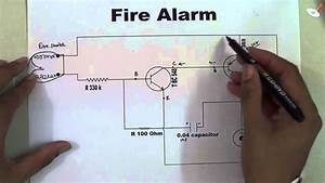 Commercial Fire Alarm Diagram
