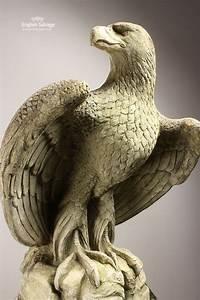 majestic composition eagle finials