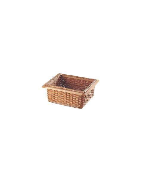 Kitchen Veg Drawers by Pair Wicker Baskets Runners Oak Kitchen Drawers