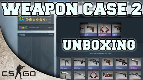 cs go weapon 2 unboxing special