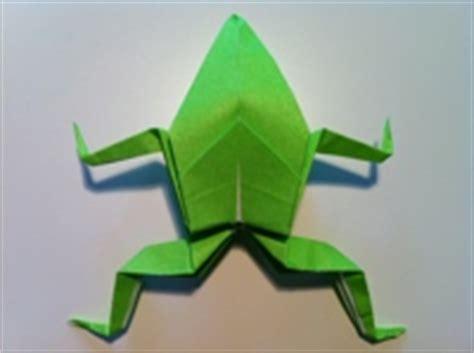 paper frog