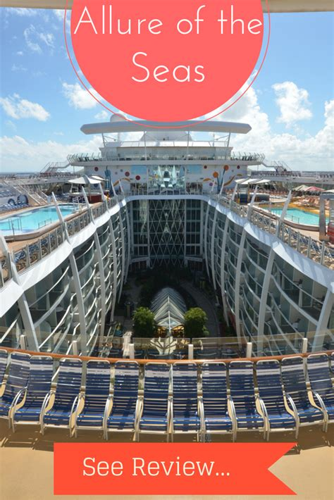 Allure Of The Seas Review & Tips  Royal Caribbean Ships