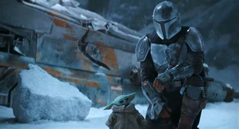Mando and Baby Yoda Return in First Trailer for The ...