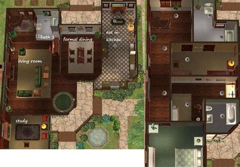 free kitchen makeover contest mod the sims wrexham manor an country house