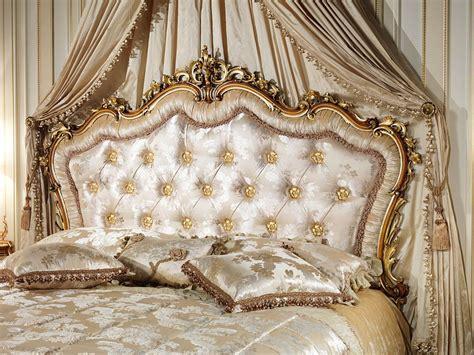 da letto barocca letto classico imbottito 2013 vimercati meda