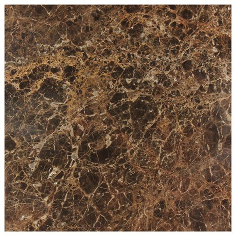 emperador 12x12 polished marble floor and wall tile