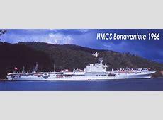 HMCS Bonaventure 1966