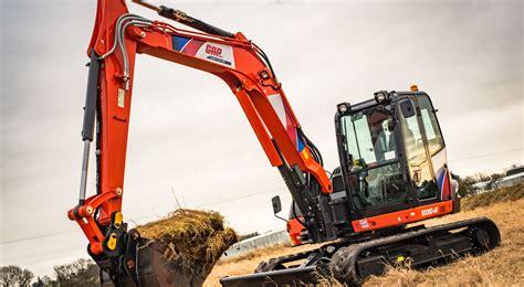 excavators gap hire solutions gap group