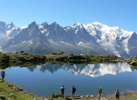 alpes tour du mont blanc le grand tour complet randonn 233 e accompagn 233 e arcanson randonn 233 es
