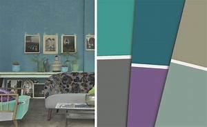 Comment Agrandir Une Piece Avec 2 Couleurs : comment peindre un mur de couleur cheap choix de la ~ Dailycaller-alerts.com Idées de Décoration