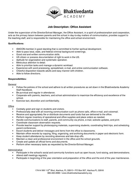 Office Assistant Job Description Resume 2016. Vintage Recipe Cards To Print Template. When Emailing A Resumes Template. Purchase Order Template Office Template. Seating Template For Wedding Template. Sample Business Expense Sheet Template. It Business Analyst Resume Samples With Objective Template. Mobile Ads Examples Template. Medical Billing Resume Sample Template