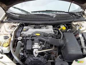 2002 Dodge Stratus Sxt Sedan 2 4 Liter Dohc 16
