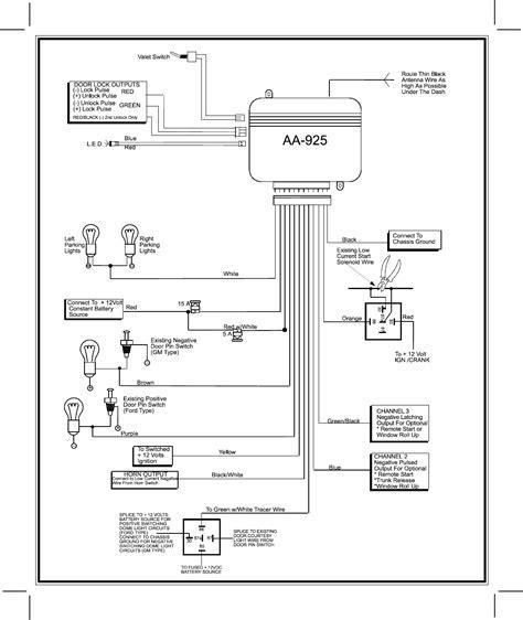 Audiovox Wiring Diagram Efcaviation Car Security