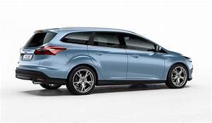 Ford Focus Wagon 2017