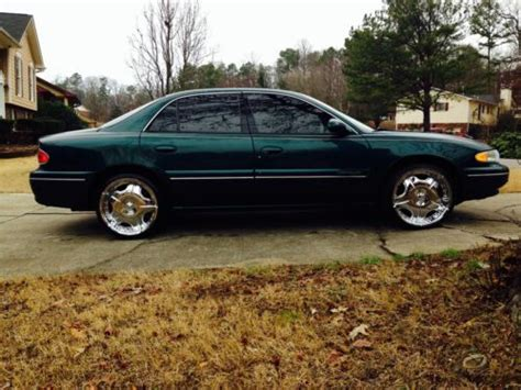 Purchase Used Buick Century Custom Panther Rims