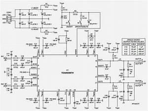 Wiring  U0026 Diagram Info  Tda8920 2x100w Class D Power Ampli Ufb01er