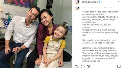 Maybe you would like to learn more about one of these? Amanda Manopo Menikah Dengan Atalarik Syah - Nama Nama ...