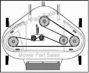 Countax  U0026 Westwood Cutter Belt Fits 36 U0026quot  Ibs Deck C300h
