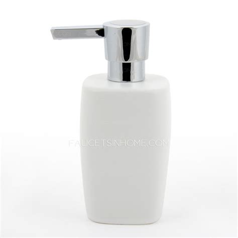 modern kitchen faucet modern white ceramic bathroom soap dispensers