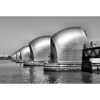 Thames Barrier15th April 2015.By: R~P~MFlickr