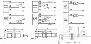 Calt Metal Cylinderical Capacitive 12v Dc Proximity Sensor M8  View 12v Dc Proximity Sensor