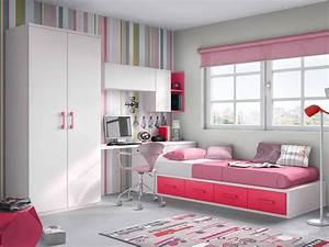 Chambre pour fille de 10 ans collection avec idee deco for Idee deco cuisine avec lit gonflable