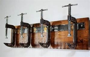 Objets Récupérés Et Transformés : voici quelques id es s 39 inspirer pour recycler de vieux outils en objets de d coration un ~ Melissatoandfro.com Idées de Décoration
