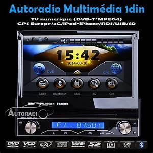 Autoradio 1 Din Ecran : autoradio multim dia 1din dvb t ~ Medecine-chirurgie-esthetiques.com Avis de Voitures
