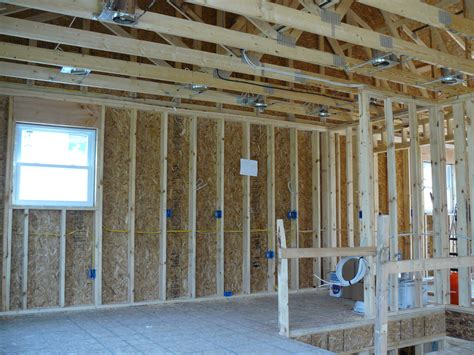 Residential Electrical Wiring Perfect Workshop Apartment