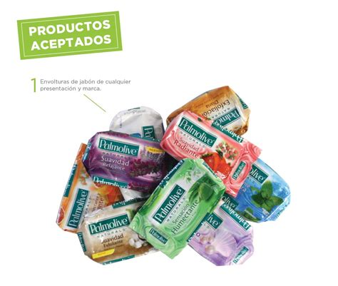 Programa de Reciclaje de Jabones Palmolive® · TerraCycle