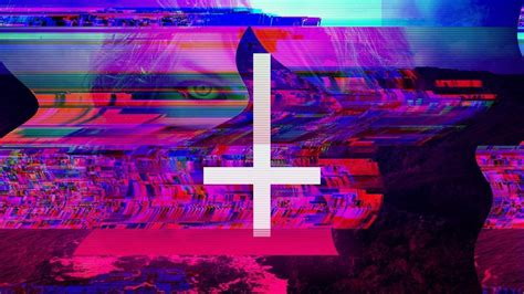 Glitch Purple Neon Aesthetic Wallpaper by Glitch Wallpapers Wallpaper Cave