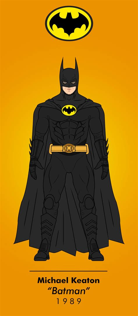 Batman 1989 By Efrajoey1 On Deviantart