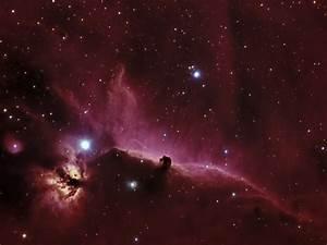 Nebula IC 434 - Pics about space