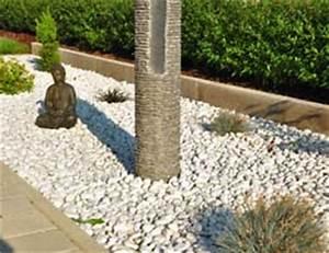 Garten Mit Steinen Anlegen : gartengestaltung mit steinen und kies garten modern gestalten ~ Markanthonyermac.com Haus und Dekorationen