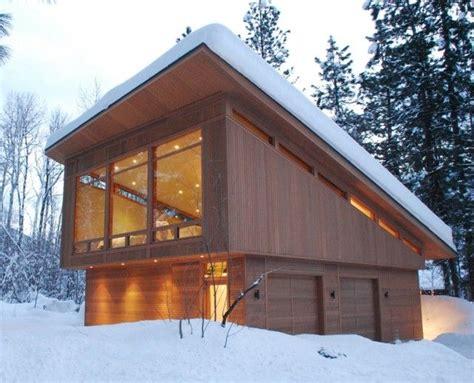 Häuser Mit Pultdach Und Garage by Zweist 246 Ckiges Haus Garage Pultdach Hell Hohe Fenster