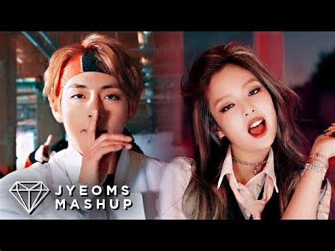Blackpink & Bts  마지막처럼 As If It's Your Last X Not Today